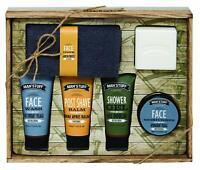 Bath & Body Kit Toiletry Gift Set Men's Grooming Kit - MAN DRAWER