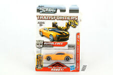 Bumblebee Metal Heroes w/box Mini Speed Stars Transformers