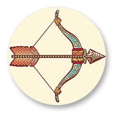 Porte clé Keychain Ø45mm Signe Astrologique Zodiaque Horoscope Sagittaire