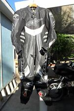 Alpinestars Suit Size 54/44  Plus Leather Motorcycle Motorbike Racing Near Mint!