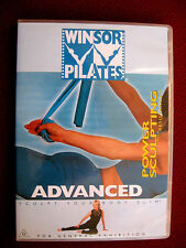 Winsor Pilates - Advanced Power Sculpting - Exercise at Home - DVD is As New