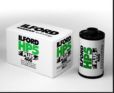 Four Pack of ILFORD Hp5 Plus 35mm Black & White Negative Film 36 Exp