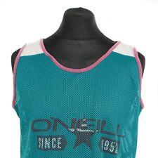90s Vintage O'NEILL Vest | Men's XL | Retro Gym Running Jogging Sports String