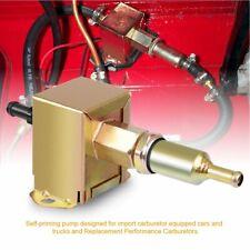 Universal Low Pressure Facet Electric Fuel Pump For Oil Petrol Diesel 4-7PSI 12V