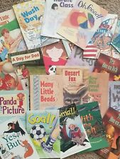 Set of 20- 1st First Grade Practice Leveled Reading Books Foresman Home School