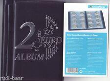 Münzen-Taschenalbum für 48 Stück 2 Euro Münzen        -pocket2eu-