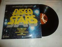 Disco Stars - 1978 UK K-Tel 20-track compilation LP