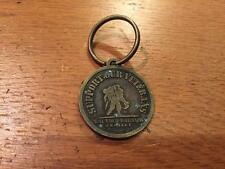 Vintage Metal WOUNDED WARRIOR PROJECT KEY RING
