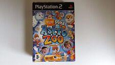 eye toy play astro zoo playstation 2 ps2 confezione gioco + telecamera pal italy