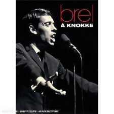 30958 // JACQUES BREL A KNOKKE 1963 EDITION LIMITEE DVD NEUF SOUS BLISTER