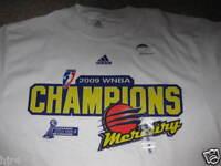Phoenix Mercury WNBA Finals Champions adidas Shirt SM S NEW