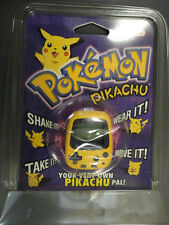 Pokemon Licensed Virtual Pet Tamagotchi Pocket Pikachu New Sealed!