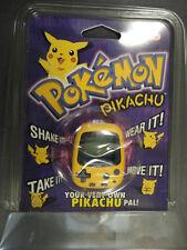 Pokemon Licensed Virtual Pet Tamagotchi Pocket Pikachu New Sealed!