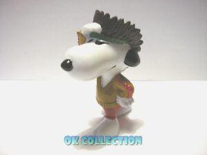 SNOOPY INDIANO - personaggio in gomma/pvc alto 6 cm circa (Schleich) b