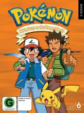 POKEMON - COMPLETE SEASON 2 : ADVENTURES ON THE ORANGE ISLANDS - DVD - REGION 4
