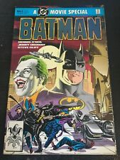 Batman:Official Comic Adaption#1 Incredible Condition 9.0(1989) Ordway Art!!