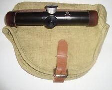 Mosin Nagant sniper PU scope cover and  lenses cap