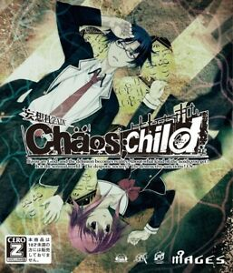 Xbox One games Anime CHAOS CHILD micro soft from Japan Used