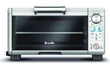 Breville Mini Smart Toaster Oven BOV450XL/A Element IQ 1800 Watts New