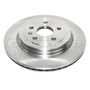 Disc Brake Rotor Rear IAP Dura BR900510 fits 08-14 Cadillac CTS