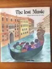 The Lost Music Gustav Mole's War On Noise Kathryn Meyrick