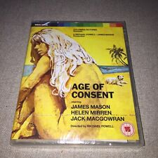 AGE OF CONSENT - INDICATOR LIMITED EDITION BLU-RAY/NEW/SEALED