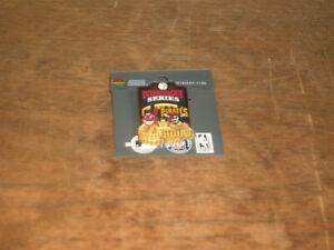 1998 MLB Cleveland Indians / Pittsburgh Pirates INTERLEAGUE SERIES Pinback Pin