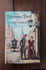 Ianthe Jerrold - The Narrow Bed -  1st Ed 1957  - Robert Hale File Copy