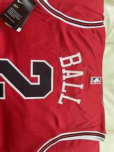 Chicago Bulls Lonzo Ball Jersey Size XXL. Brand New with tags! Free Shipping!