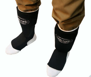 Shelter 9001-XL MMA Professional Martial Arts Shin Pads - Black, Extra Large