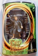 The Lord Of The Rings Fellowship Of The Ring Samwise Gamgee Action Figure New