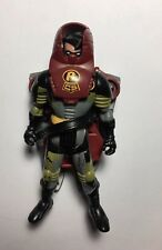 Ski Blast Robin Crime Squad Batman Animated Series 1995 Figure