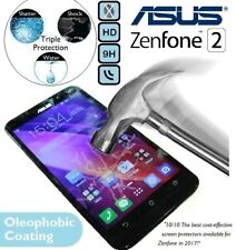 100% Genuine Tempered Glass 9H Screen Protector ZE551ML for Asus Zenfone 2 5.5""