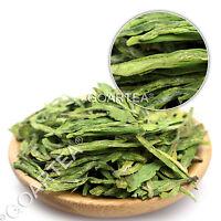 100g Organic Premium An ji Bai Cha Long Jing White Dragon Well Chinese GREEN TEA