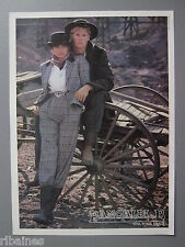 R&L Ex-Mag Advert: Pancaldi B Western Fashion / Giorgio Armani 80-90's Fashion