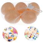 5Pcs Fake Dummy Egg Hen Poultry Chicken Joke Prank Plastic Eggs Home Party De JR