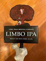 LIMBO IPA - BEER TAP HANDLE - Long Trail Brewing Company BONE Bar Tap Handle
