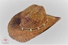Hüte und Mützen für Western-Stroh