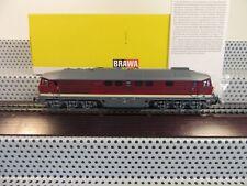 """Brawa H0 41042 Diesellok BR 132 399-7 der DR """"Ludmilla"""" analog DSS in OVP"""
