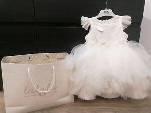 Abito battesimo neonata