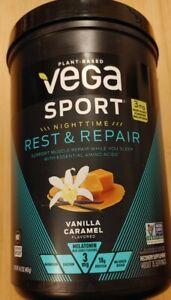 Vega Sport Nighttime Rest & Repair Vanilla Caramel BB 23/DEC/2021