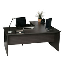 DESK & RETURN executive office desks commercial business office furniture 1500L