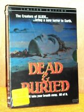 Dead And Buried (DVD, 2003) NEW Melody Anderson James Farentino Dennis Redfield