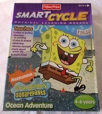 Smart cycle ™ Ocean Sponge Bob Software-Fisher Price