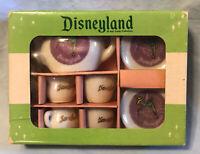 Vintage Disneyland Tinker Bell Miniature Tea Set In Box WDP Japan
