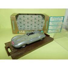 JAGUAR TYPE D 1954-60 Gris argent BRUMM R148 1:43