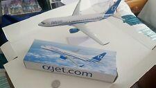 Job lot of 10 Boeing 737-800 aJet Aplha Jet Cyprus Collectors Desktop. Ajet.com