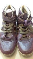 Australian - scarpe da ginnastica - N° 39 - colore viola - con stringhe - USATE