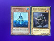 "Yu-Gi-Oh ALLEMANDE//COMMUNE /""Genex Undine/"" TSHD-DE091"