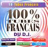 Compilation CD 100 % Tubes Francais Du D.J. - Belgium (M/G)